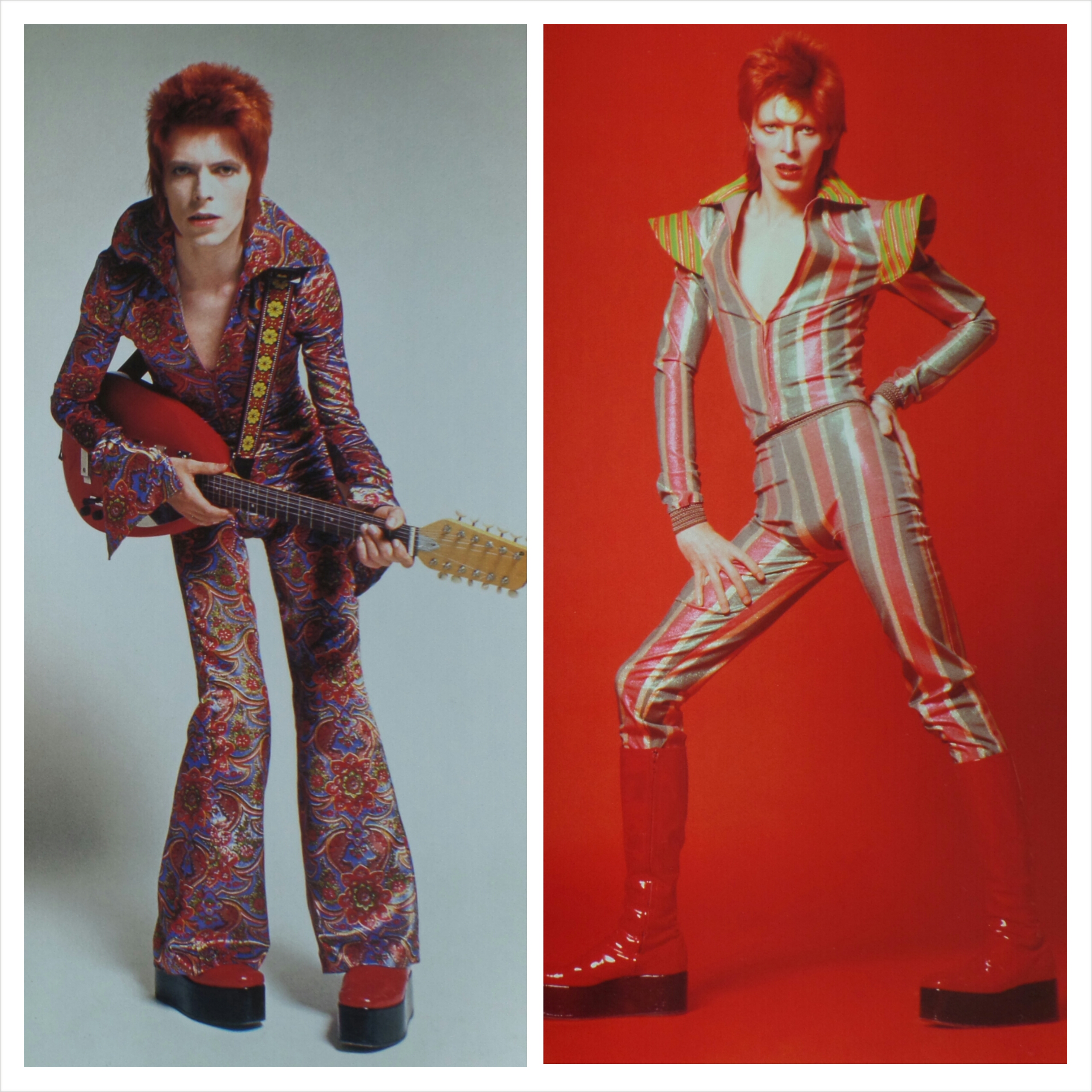 Ziggy Stardust platforms are back and