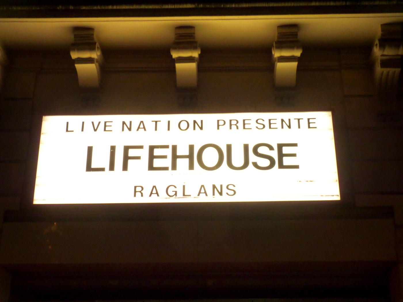 Lifehouse First Show In Paris Interview With Bryce