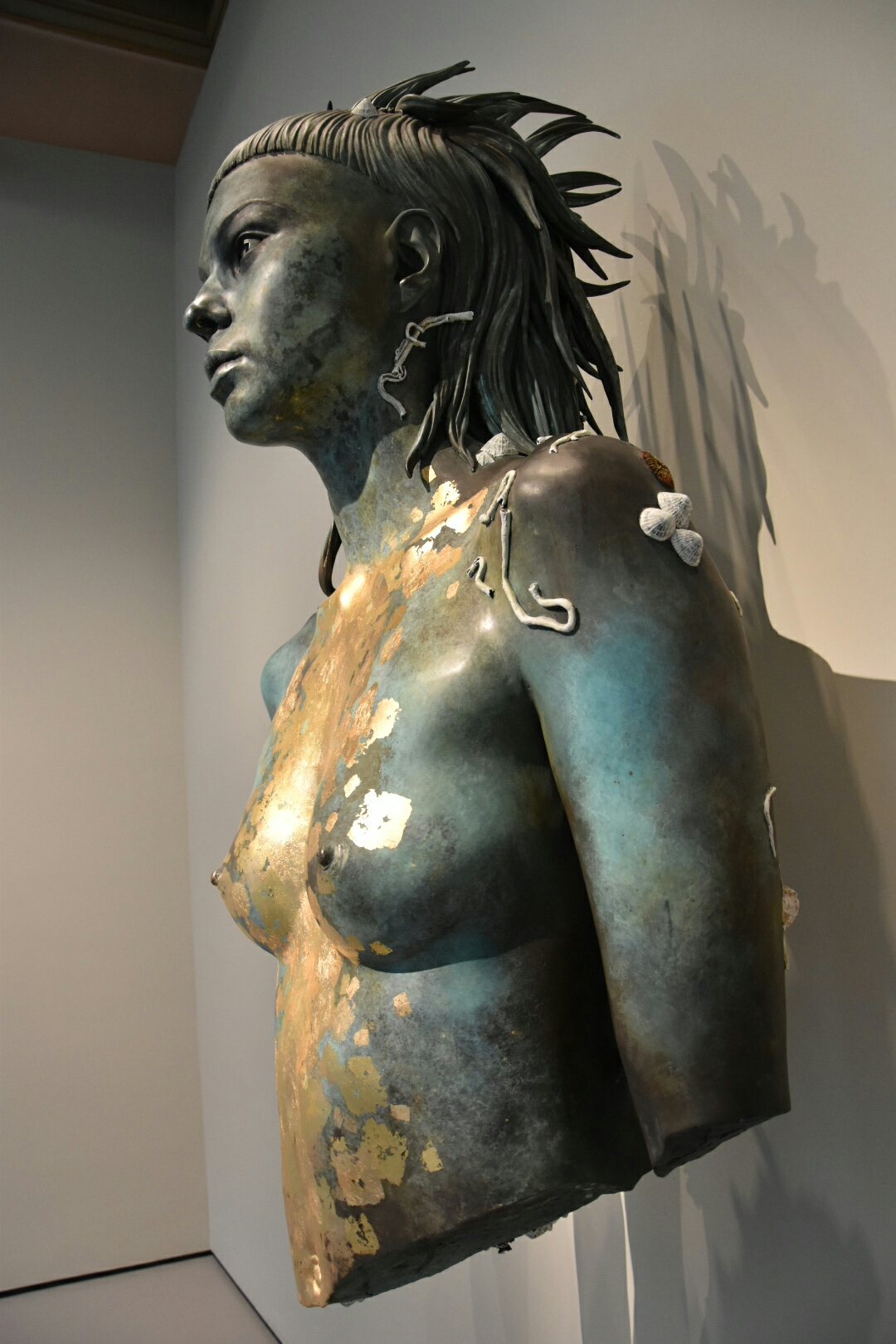 Treasures From The Wreck Of The Unbelievable By Damien Hirst Venice