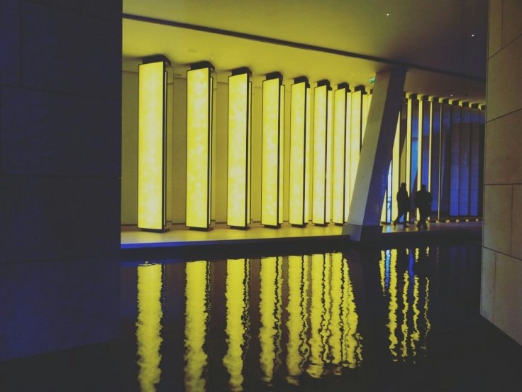 """Inside the Horizon"" by Olafur Eliasson at Fondation Louis Vuitton"